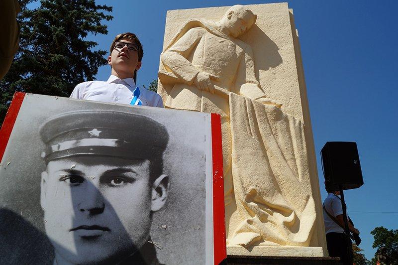 В Белгороде празднуют 72-ю годовщину освобождения города от немецко-фашистских захватчиков (фото) - фото 1