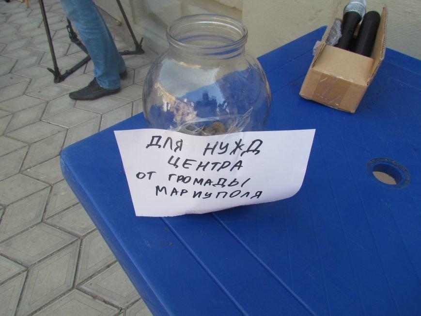 Представителей Минобороны взяли в окружение мариупольские активисты (ФОТО), фото-3