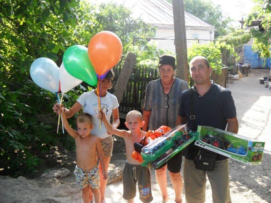 Семье погибшего в Мариуполе тракториста выделят 20 тыс. грн., фото-3