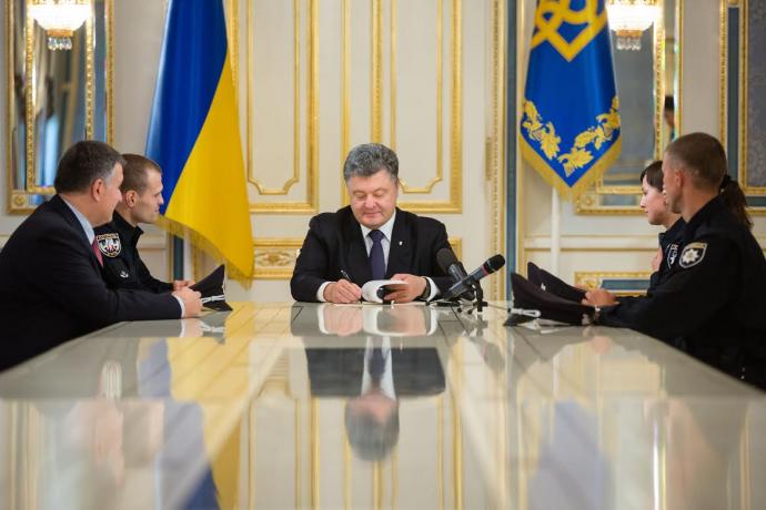 В Украине скоро появится новый профессиональный праздник - День национальной полиции Украины, фото-1