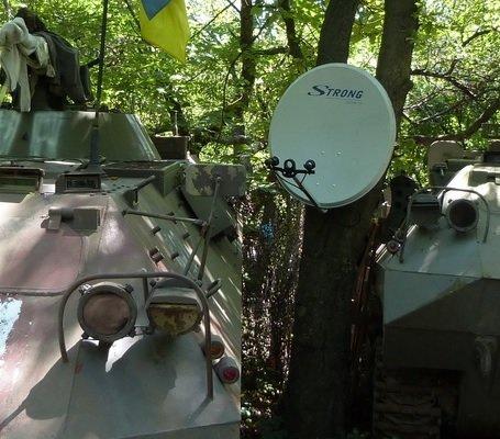 Военные на передовой теперь могут смотреть украинские каналы (фото) - фото 2