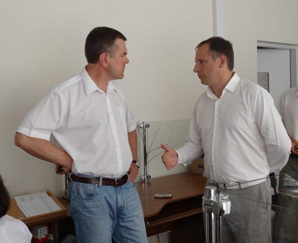 Заступник Міністра охорони здоров'я ознайомився із роботою рівненських «швидких» (фото) - фото 1