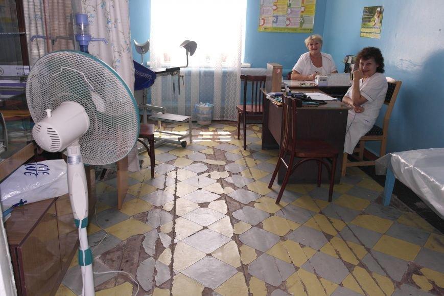 Женская консультация при Красноармейской ЦРБ остро нуждается в ремонте, фото-7