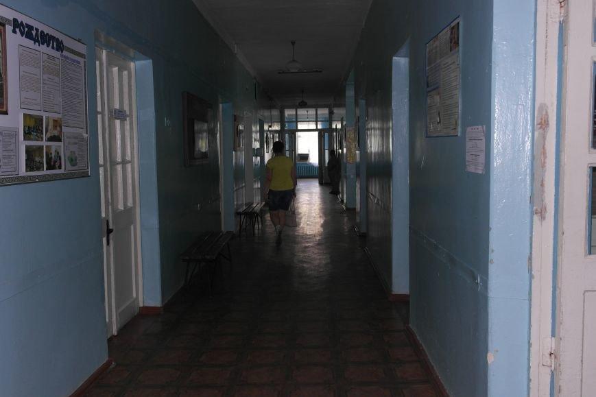 Женская консультация при Красноармейской ЦРБ остро нуждается в ремонте, фото-1