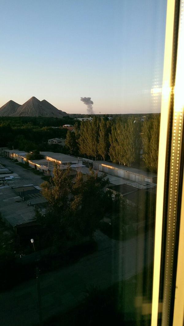 Донецк потряс страшный взрыв - взрывная волна прошлась по всему городу (ФОТО) (фото) - фото 3