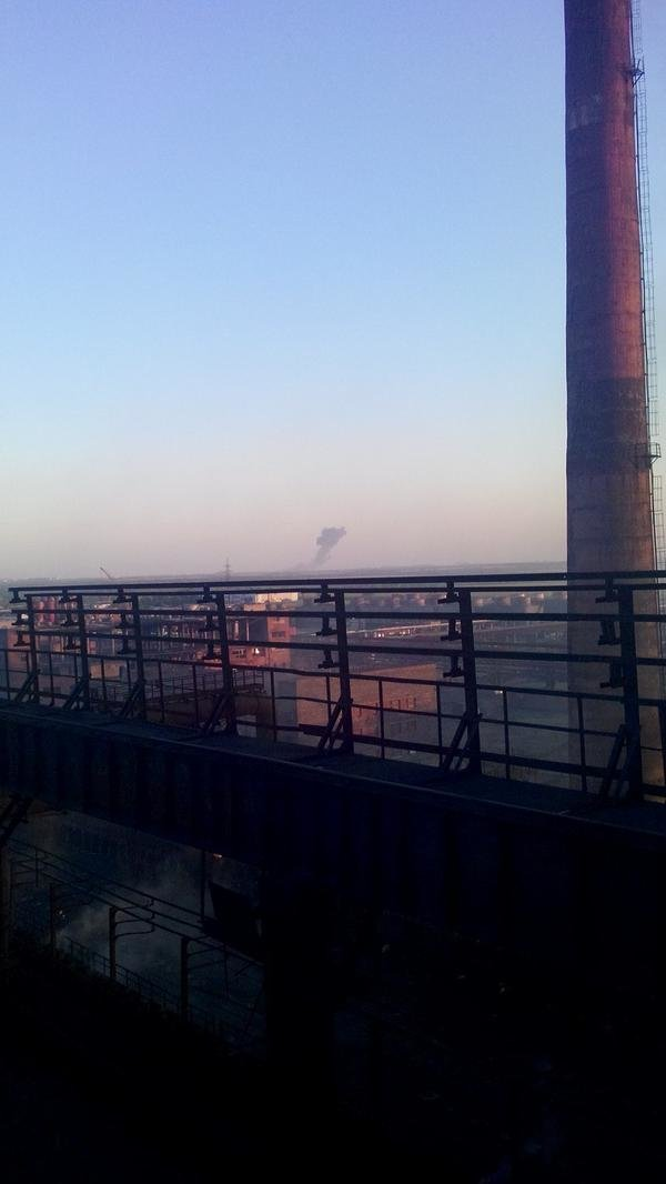 Донецк потряс страшный взрыв - взрывная волна прошлась по всему городу (ФОТО) (фото) - фото 2