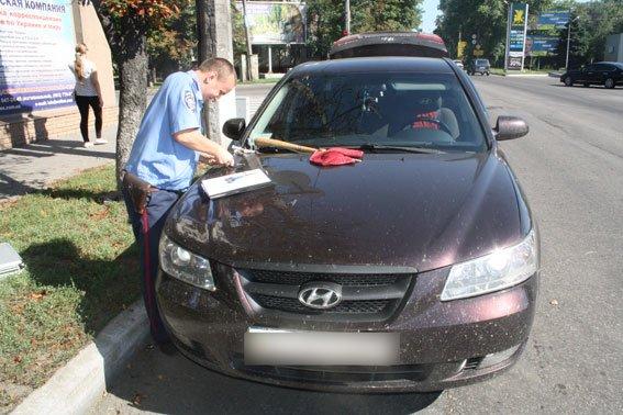 На Полтавщині ДАІ затримали автомобіль з наркотиками. Фото (фото) - фото 1