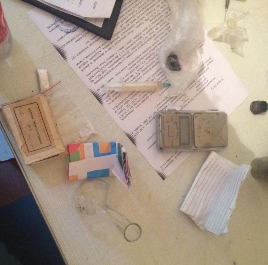 Днепродзержинец устроил наркопритон в своей квартире (фото) - фото 2