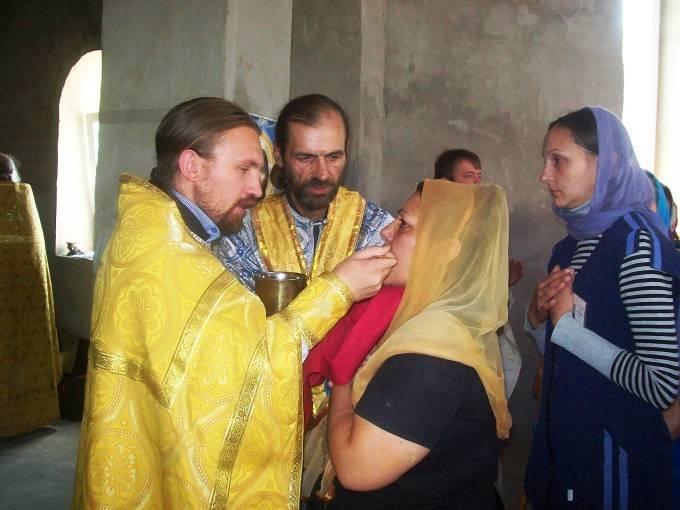 В Днепродзержинской исправительной колонии состоялся храмовый праздник (фото) - фото 3