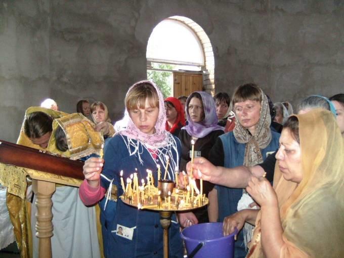 В Днепродзержинской исправительной колонии состоялся храмовый праздник (фото) - фото 6