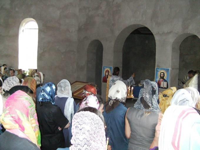 В Днепродзержинской исправительной колонии состоялся храмовый праздник (фото) - фото 5