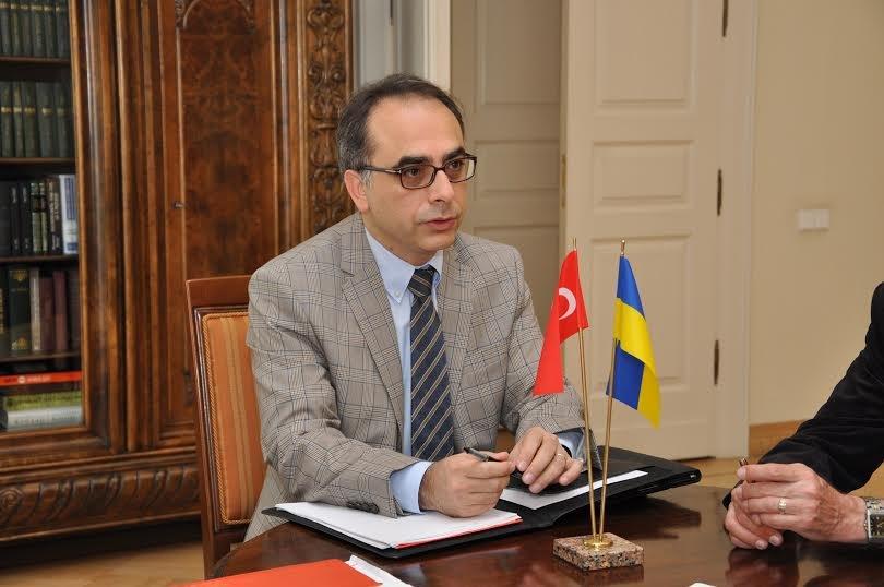 До Львова приїхав Посол Туреччини в Україні (ФОТО) (фото) - фото 1