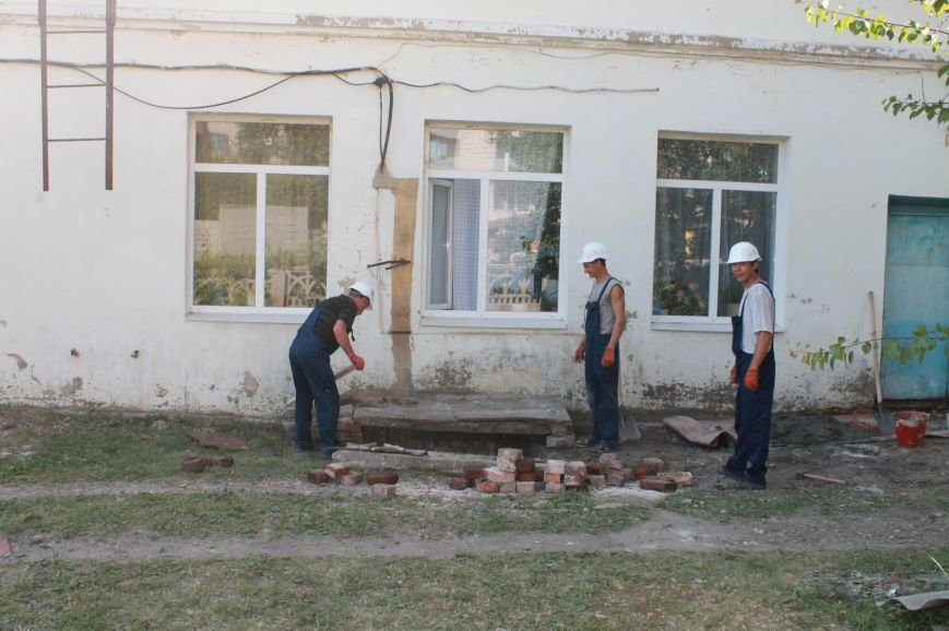 Более 5 миллионов гривен пойдут на ремонт территориального центра в рамках очередного проекта ПРООН, фото-6