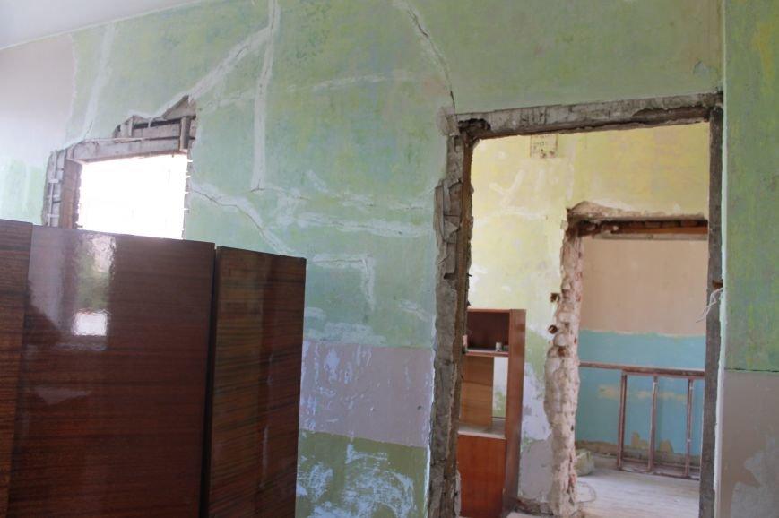 Более 5 миллионов гривен пойдут на ремонт территориального центра в рамках очередного проекта ПРООН, фото-3