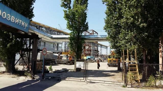 В Николаеве пытались сдать «метал», ввезенный из зоны АТО (ФОТО+ВИДЕО) (фото) - фото 3