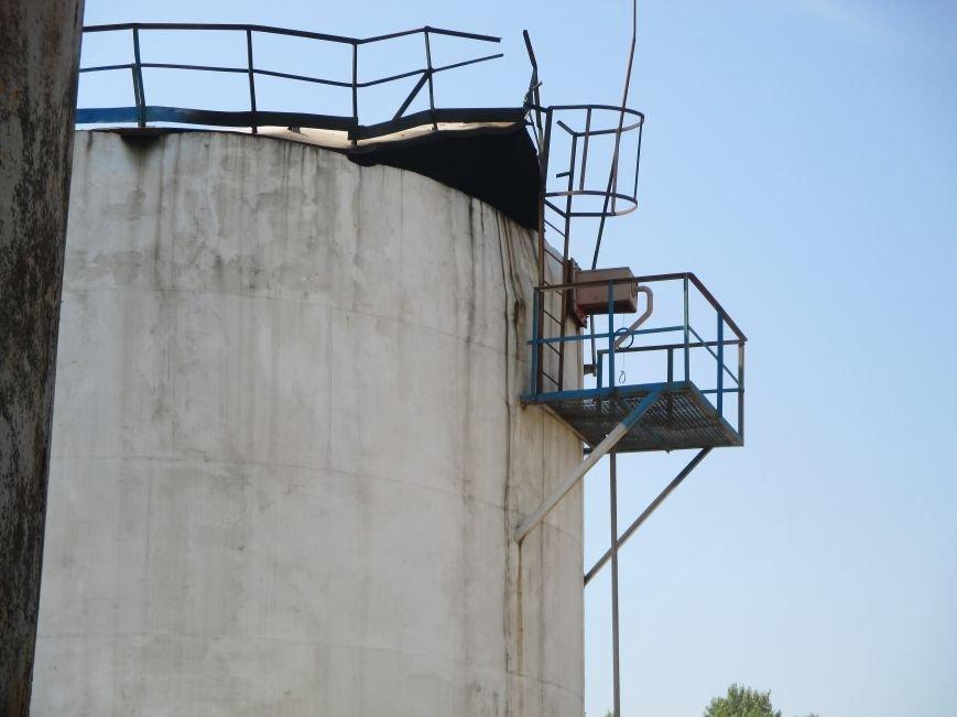 На территории кременчугского предприятия взорвалась цистерна с мазутом (ФОТО), фото-5