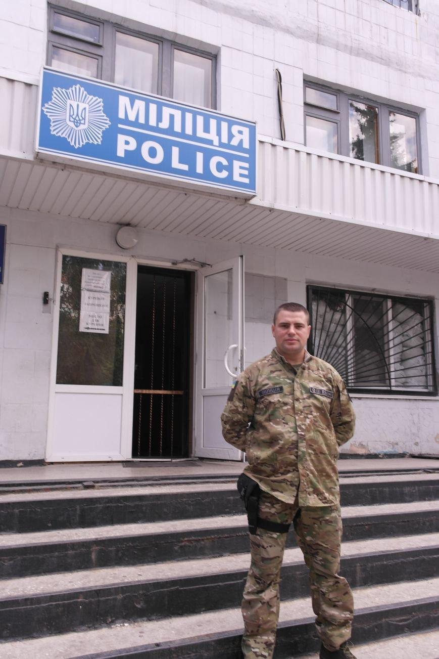 Сводный отряд «Одесса» на страже порядка в Красноармейске, фото-1