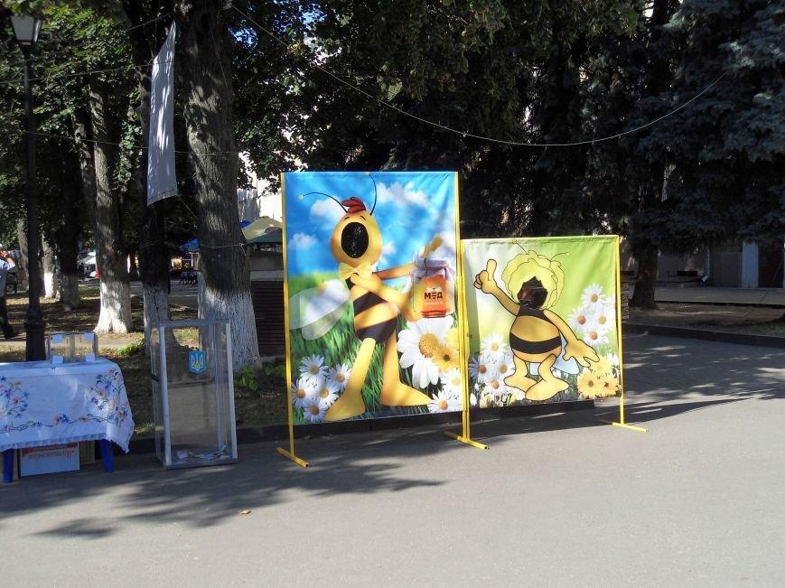 У цетрі Полтави вирує Свято меду (фото) - фото 5