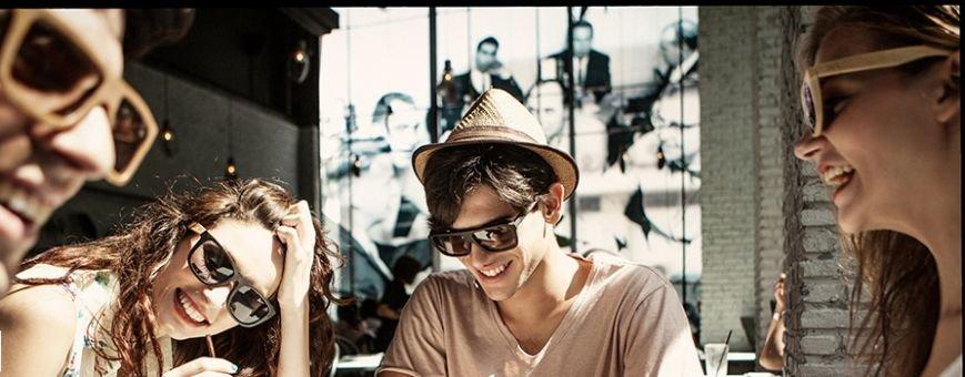 Деревянные очки: мода диктует правила, фото-1