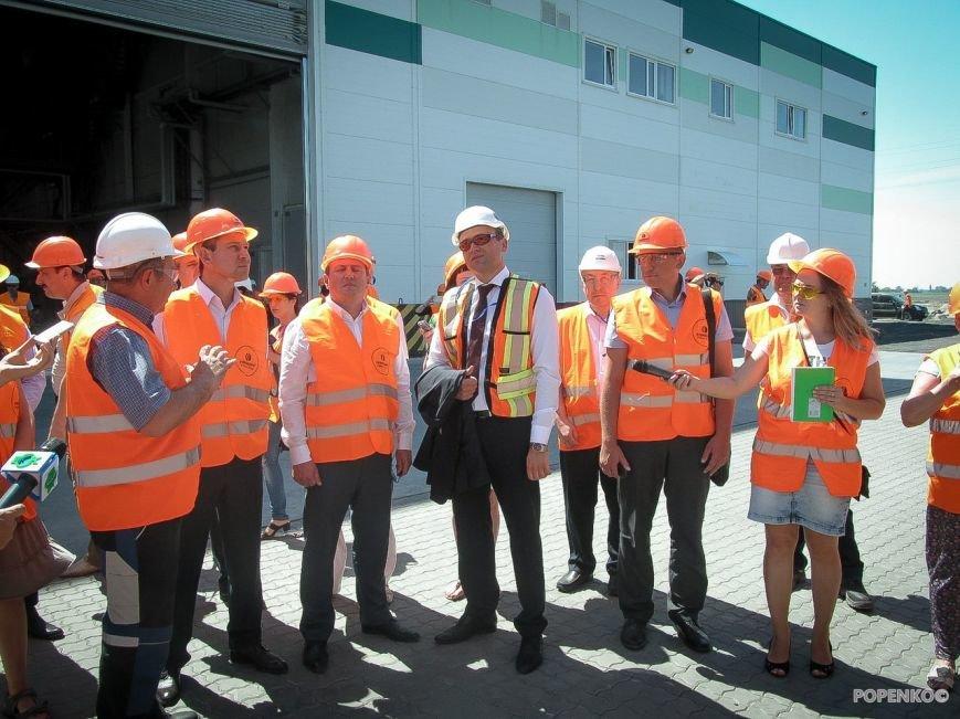 6 августа в Комсомольске состоялось выездное заседание рабочей группы Комитета по вопросам экологической политики и природопользования (фото) - фото 1