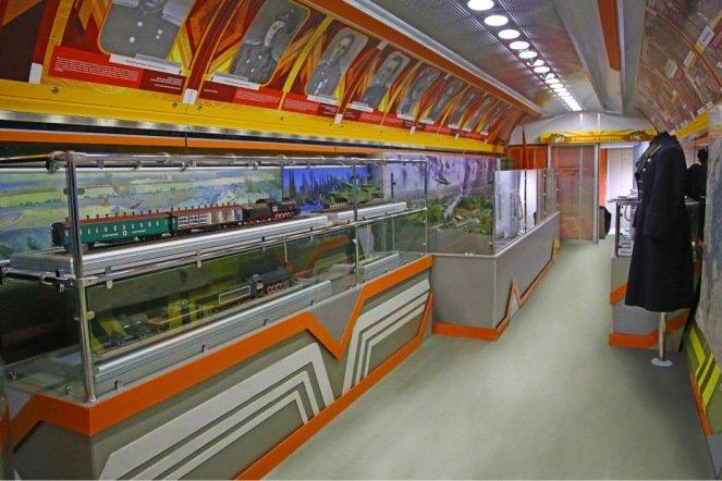 По Белгородской области проедет лекционный поезд-выставка (фото) - фото 1