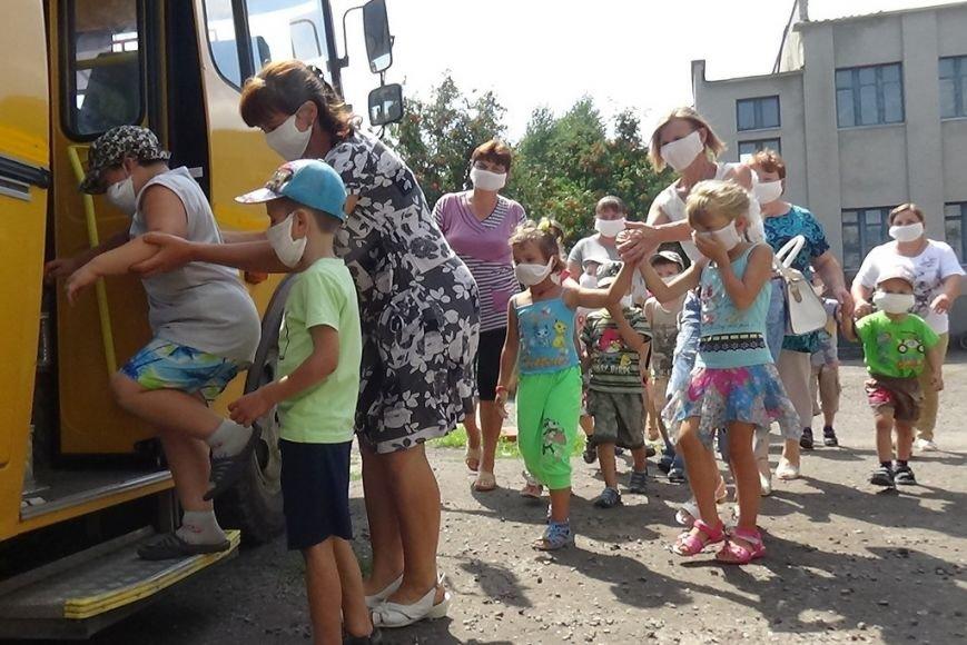 Белгородские спасатели ликвидировали условную аварию на аммиакопроводе «Тольятти-Одесса» (фото) - фото 1