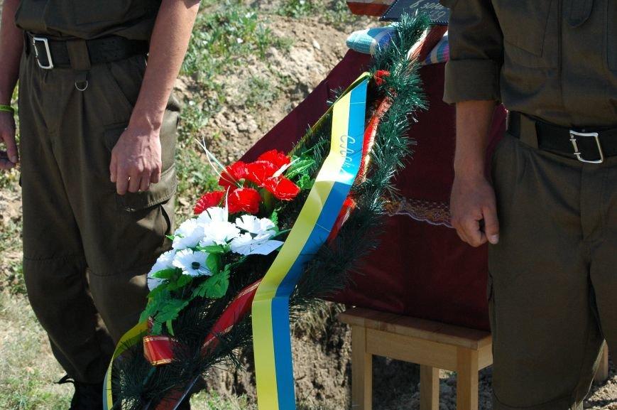 Под Запорожьем неопознанных солдат похоронили через год после гибели (ФОТОРЕПОРТАЖ), фото-16