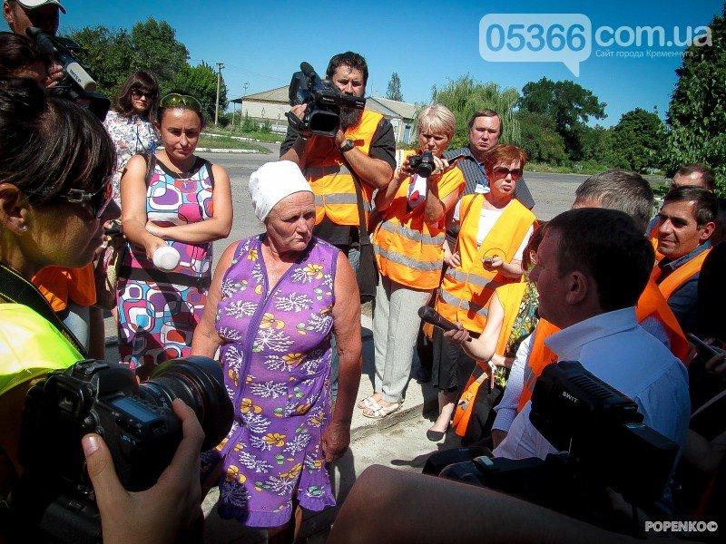 Жители сёл Бондаривского сельсовета против того, чтобы на их землях появилась дыра шириной 5 км и глубиной полкилометра, фото-3