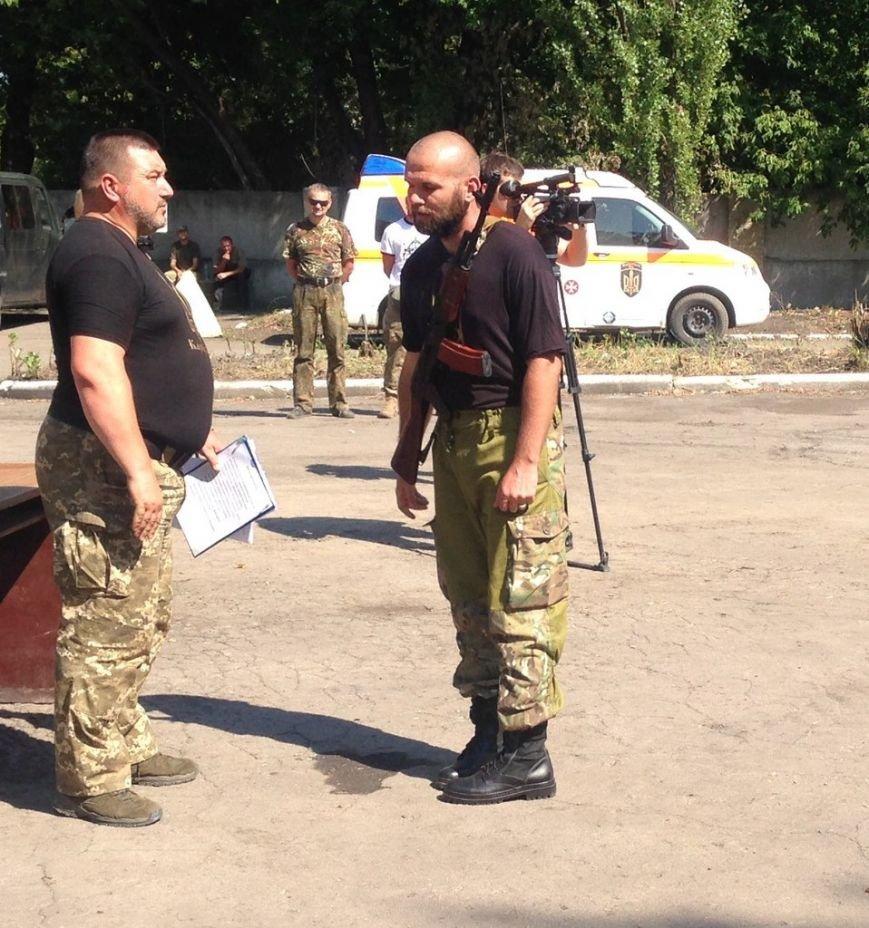 Вчера  «Карпатська Січ» потеряла 2 бойцов. Среди них новобранец, недавно принявший военную присягу в Красноармейске (фото) - фото 2