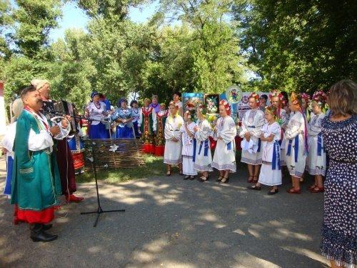 Праздник урожая отметили на Павлоградщине (фото) - фото 1