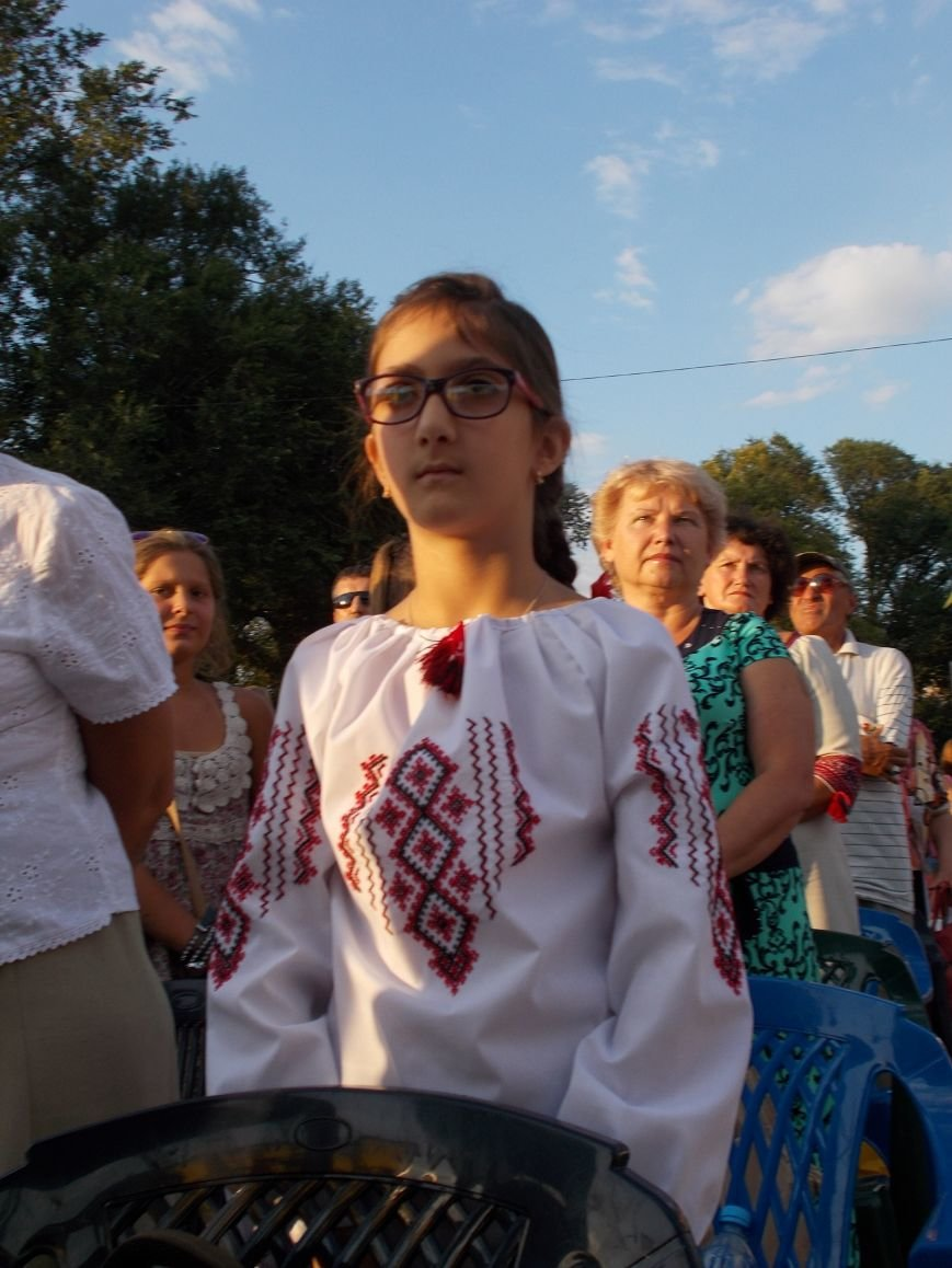 Бердянцы отметили День Независимости (фото) - фото 7