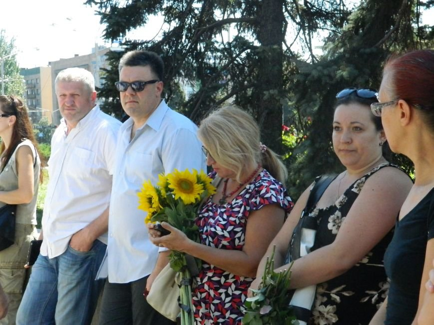 В Запорожье попрощались с 19-летним погибшим героем Данилом Касьяненко (ФОТО, ВИДЕО) (фото) - фото 2