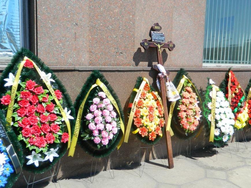 В Запорожье попрощались с 19-летним погибшим героем Данилом Касьяненко (ФОТО, ВИДЕО) (фото) - фото 4