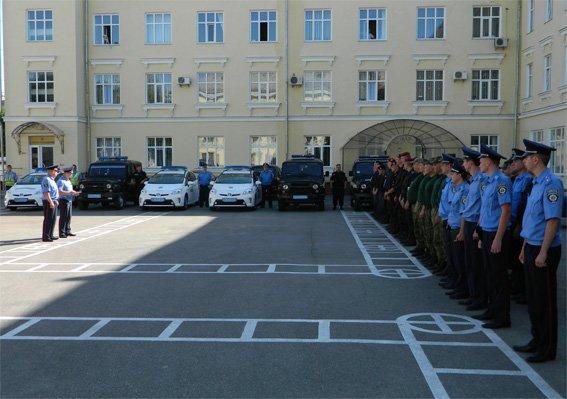 У найбільших містах Кіровоградщини правопорядок забезпечують посилені патрулі. ФОТО (фото) - фото 1