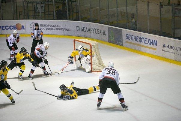 Хоккейный клуб «Неман» с минимальным счетом уступил новополоцкому «Химику-СКА» в первом матче Кубка Салея (фото) - фото 4