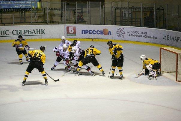 Хоккейный клуб «Неман» с минимальным счетом уступил новополоцкому «Химику-СКА» в первом матче Кубка Салея (фото) - фото 1