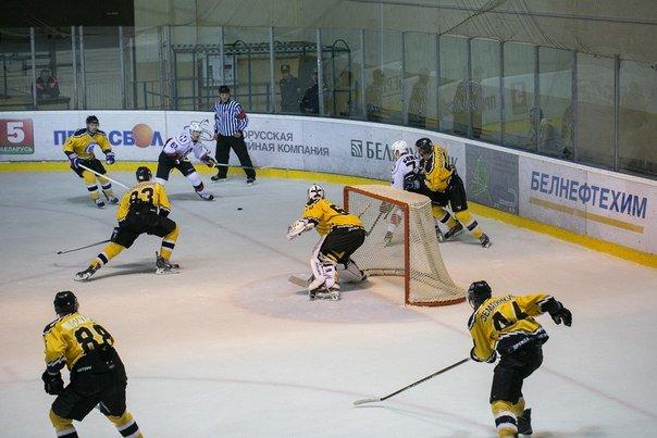 Хоккейный клуб «Неман» с минимальным счетом уступил новополоцкому «Химику-СКА» в первом матче Кубка Салея (фото) - фото 9