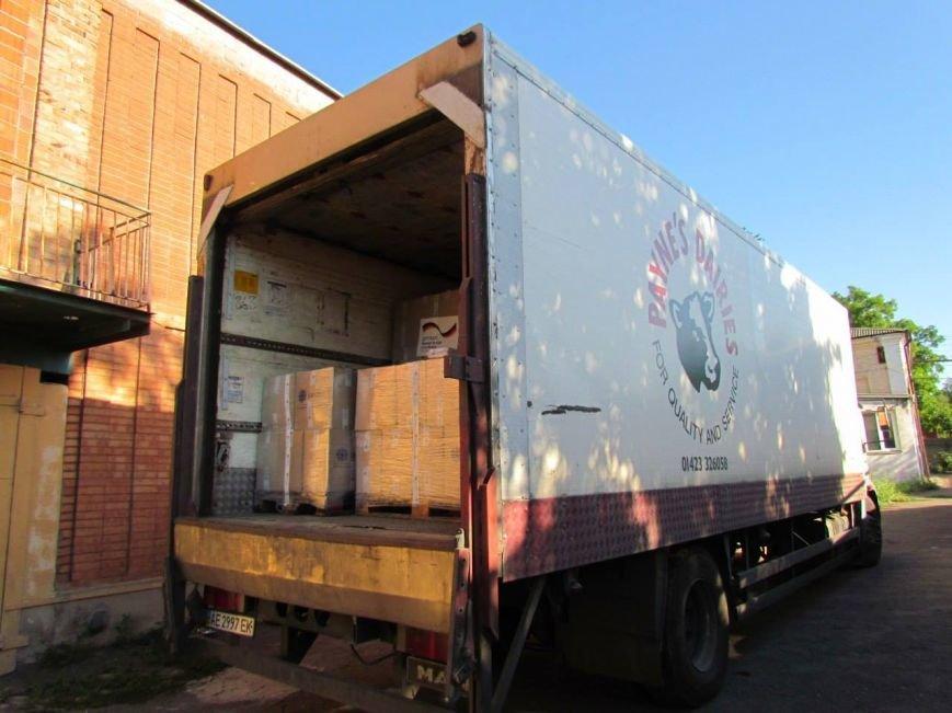 В Мариуполь прибыла гуманитарная помощь для переселенцев (ФОТО), фото-3