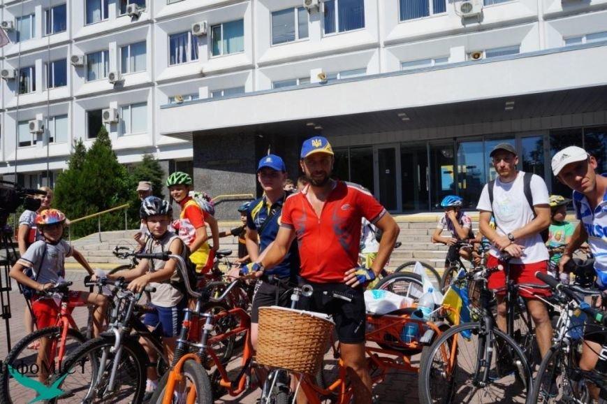 """Черкаси зустрічали учасників благодійного велопробігу """"Захід-Схід"""" (ФОТО), фото-3"""