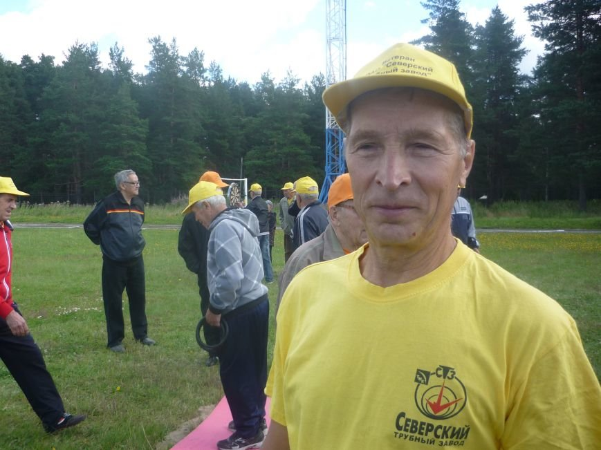 Виталий Клепцов - ветеран СТЗ