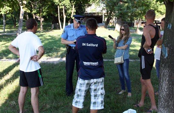Кременчугские милиционеры переходят на новый уровень работы (ФОТО) (фото) - фото 1