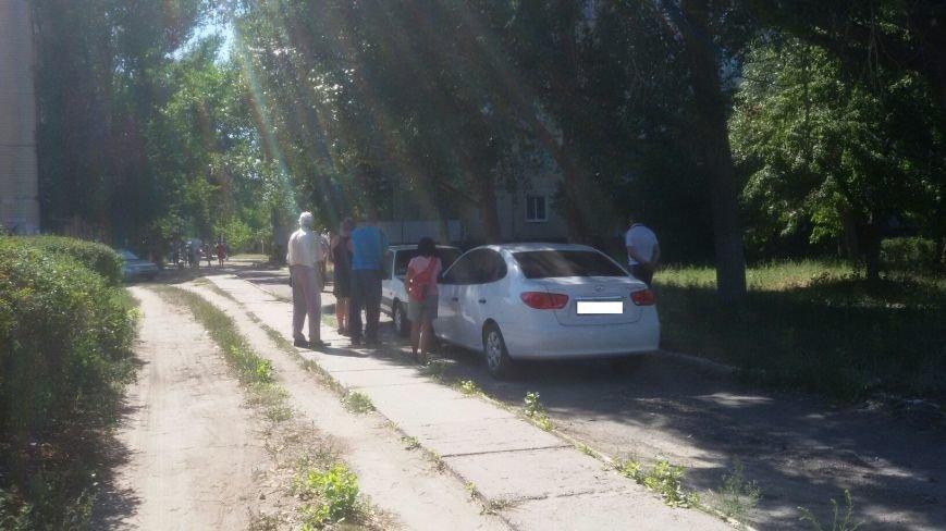 По проспекту Победы в Днепродзержинске произошло ДТП (ФОТО), фото-2