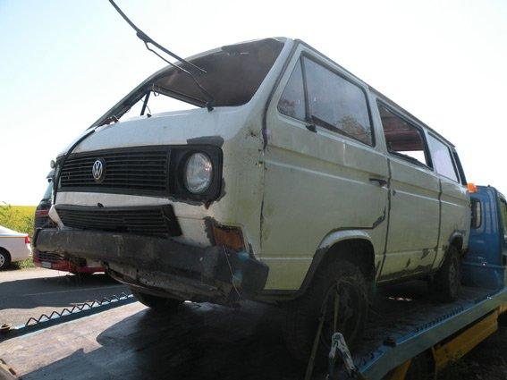 Под Николаевом микроавтобус съехал в кювет: 5 человек пострадали (ФОТО) (фото) - фото 2