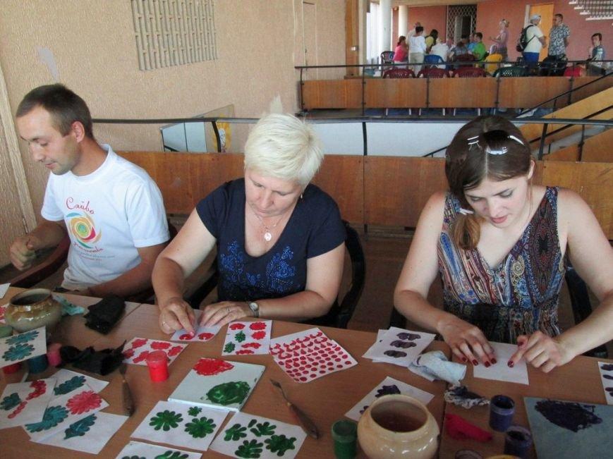На фестиваль народної творчості до Бердянська (ФОТО) (фото) - фото 2