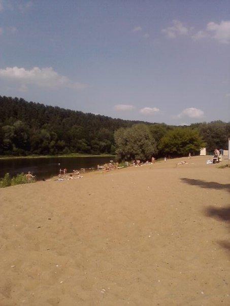 Невыносимая жара глазами гродненцев: отдых на пляже, красивые виды и литры выпитой воды (фото) - фото 3