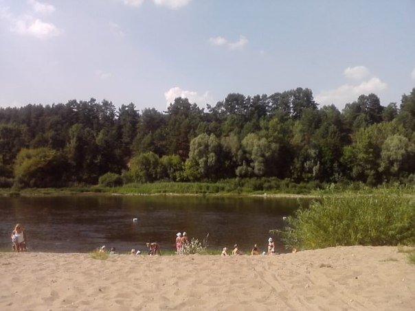 Невыносимая жара глазами гродненцев: отдых на пляже, красивые виды и литры выпитой воды (фото) - фото 2