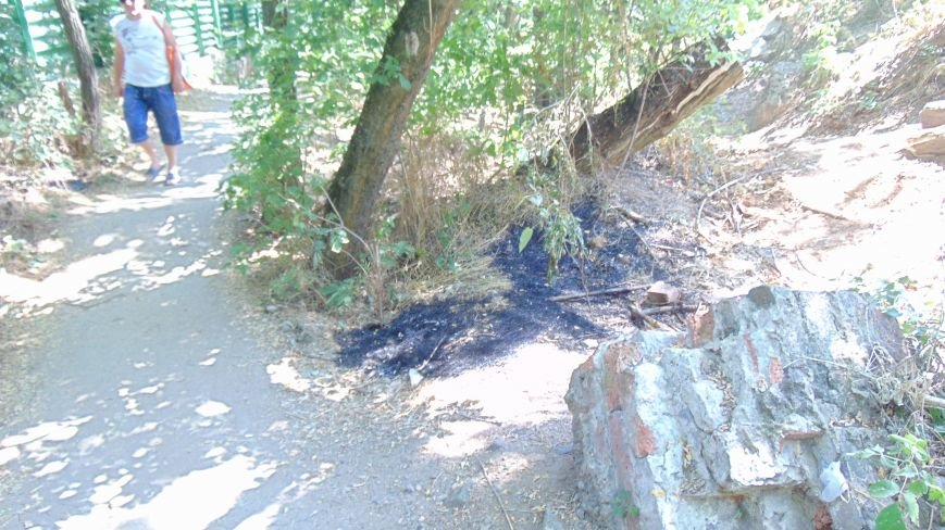 В Мариуполе умышленно пытались поджечь детский санаторий? (ФОТОФАКТ) (фото) - фото 1