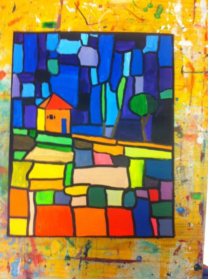 Экс-мэра Мариуполя затащили попробовать быть художником и ему понравилось (ФОТО) (фото) - фото 2