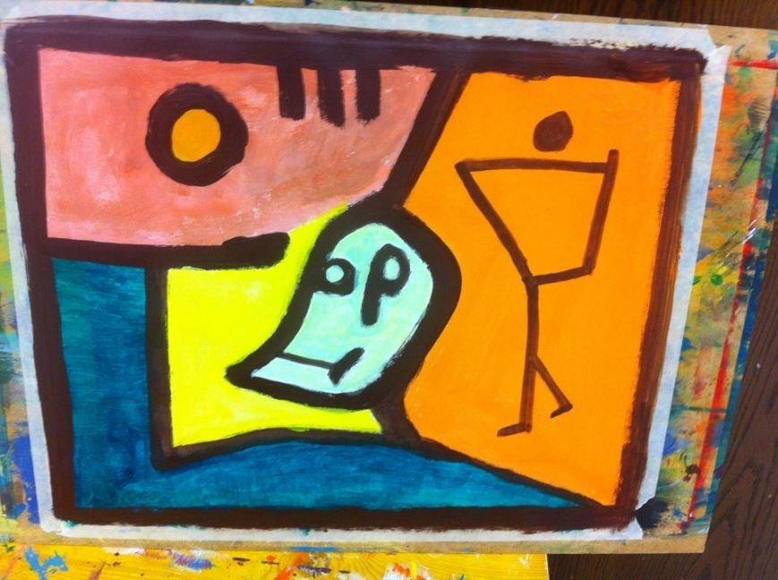 Экс-мэра Мариуполя затащили попробовать быть художником и ему понравилось (ФОТО) (фото) - фото 3