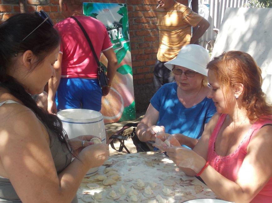 Участники бердянского семинара по прикладному искусству посетили «Сільське подвір'я» в Благовещенке (фото) - фото 5